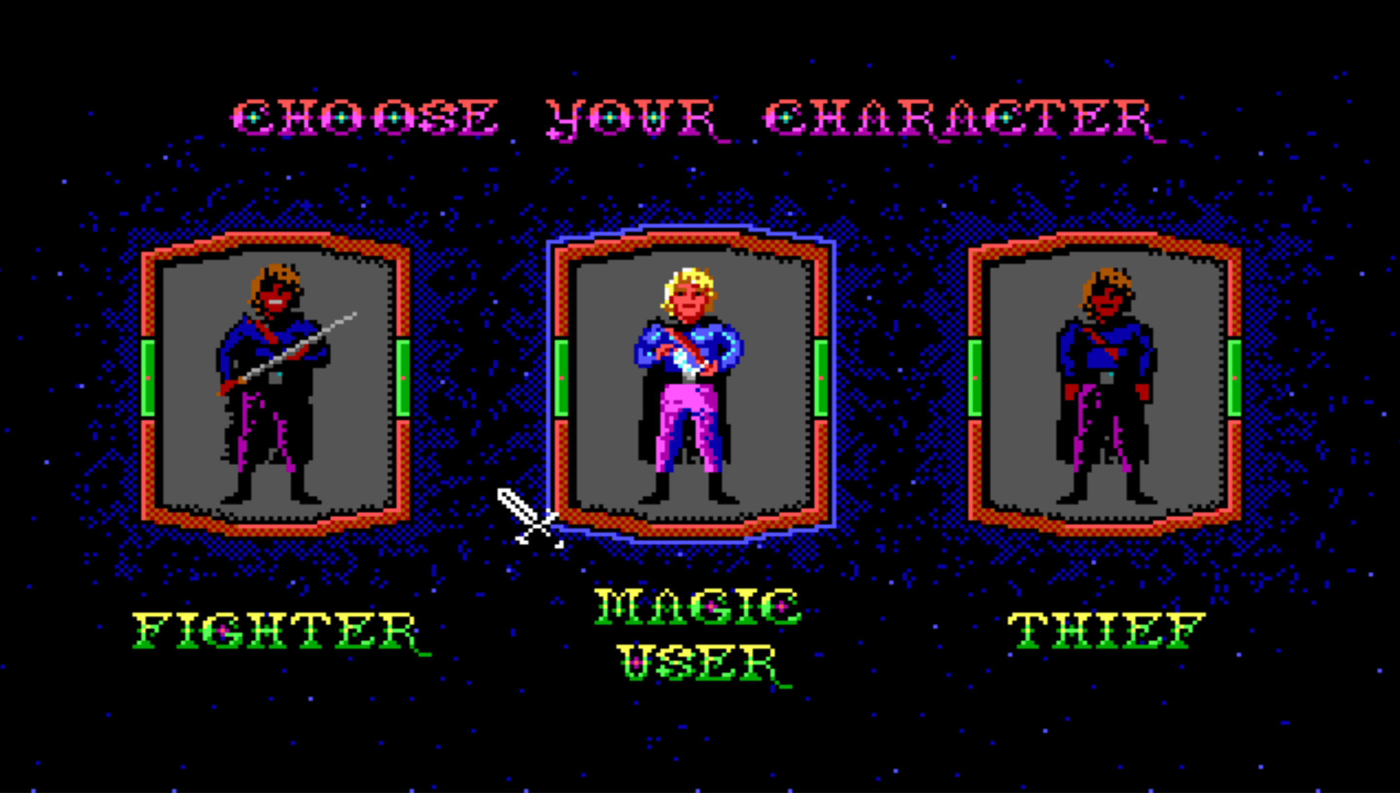 Image Quest for Glory 1: So you want to be a Hero (AKA Hero's Quest)