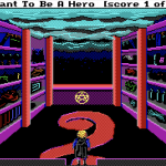 Quest for Glory 1: So you want to be a Hero (AKA Hero's Quest)